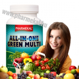 Pharmekal ALL-IN-ONE Green multi-vitamin komplex 210 db