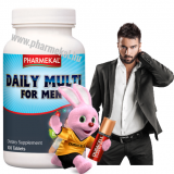 Pharmekal DAILY MULTI for MEN - Napi 1 multi Férfiaknak 100db