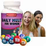 Pharmekal DAILY MULTI for WOMEN - Napi 1 multi Nőknek 100db