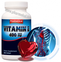 Pharmekal E-vitamin 400 NE 100 db