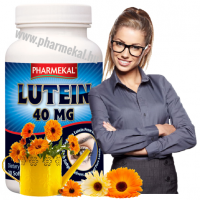 Pharmekal Lutein 40 mg 30 db