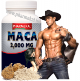 Pharmekal Maca 2000 MG 100db