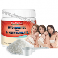 Pharmekal MYO-INOSITOL+METAFOLIN® por 240g (citrus íz)